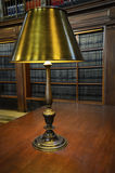 Brass Lamp Royalty Free Stock Photos