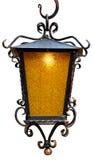 Brass lantrern Royalty Free Stock Image