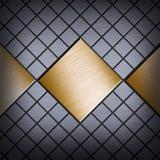 Brass metal Royalty Free Stock Image
