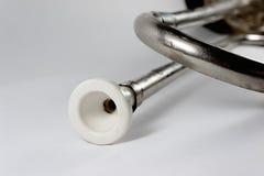 Brass musical instrument Stock Photos