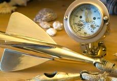 Free Brass Nautical Log 01 Stock Photography - 3044092