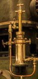 Brass Oil Unit Stock Photos