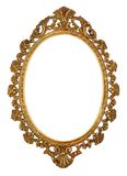 Brass Picture Frame Stock Photography
