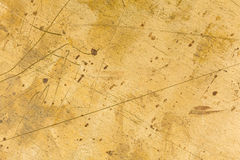 Brass plate texture Stock Photos