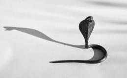 Brass Snake Royalty Free Stock Photos