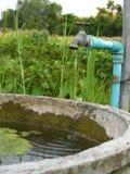 Brass valve Royalty Free Stock Image