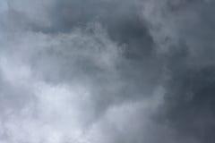 Brassage de tempête de ressort Photos stock