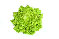 Brassica Oleracea / Romanesco broccoli / Roman cauliflower Stock Photography