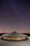 Brasstown Bald Observatory Stock Photo