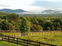 Brasstown Valley View Royalty Free Stock Photo