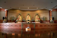Brastagi Temple Stock Images