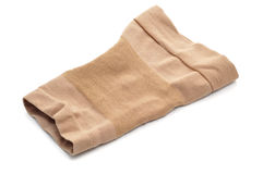 brasu ściskania kolano obraz stock