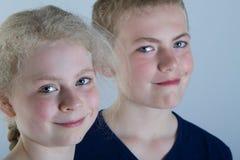 Brat i siostry Zdjęcie Royalty Free