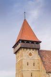 Brateiu fortified church Stock Photography