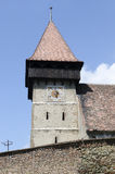 Brateiu fortified church Royalty Free Stock Images
