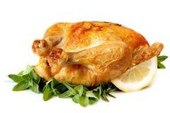 Braten-Huhn Stockfotografie