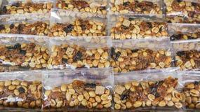 Bratenerdnüsse Stockfoto