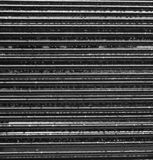 Bratenfett-Zeilen Lizenzfreie Stockbilder