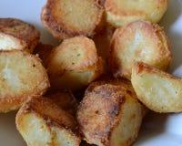 Bratenkartoffeln Lizenzfreie Stockfotos