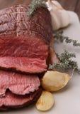 Bratenrindfleisch Stockfoto