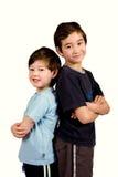 braterska miłość fotografia stock