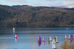 Brathay Bay, Ambelside, Cumbria Stock Images