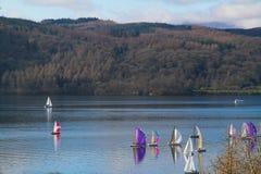 Brathay Bay, Ambelside, Cumbria Stock Images