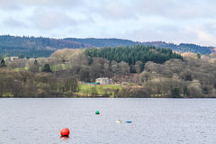 Brathay Bay, Ambelside, Cumbria Stock Photo