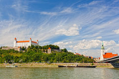 bratislava Словакия Стоковые Фото