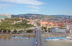 Bratislava Foto de Stock