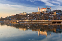 Bratislava Royalty Free Stock Images