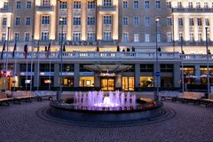 Bratislava Fotografia de Stock