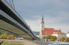 Bratislava Photos libres de droits