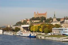 Bratislava Royalty-vrije Stock Fotografie