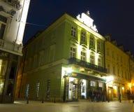 Bratislava. Old city center in Bratislava Stock Images
