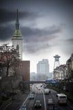 bratislava Stock Fotografie