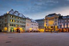 bratislava Foto de archivo libre de regalías
