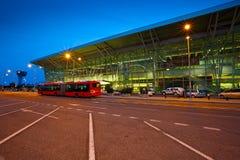 Bratislava airport. Royalty Free Stock Image