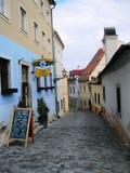Bratislava-alte Stadt Lizenzfreies Stockbild