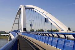 Bratislava - Apollo bridge Stock Image