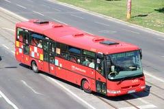 Bratislava bus Royalty Free Stock Image