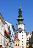 Bratislava, capital of Slovakia Stock Photos