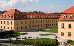Bratislava Castle. View of Bratislava castle in slovakia stock photo