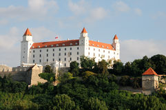 Free Bratislava Castle Royalty Free Stock Photography - 15864077