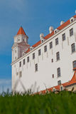 Bratislava castle Royalty Free Stock Photography