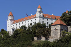 Bratislava Castle - Bratislava - Slovakia Stock Photos