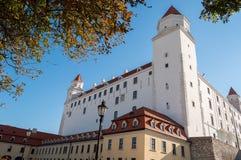 Bratislava Castle Bratislavsky hrad Royalty Free Stock Photos