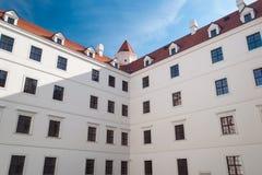 Bratislava Castle Bratislavsky hrad Stock Photography