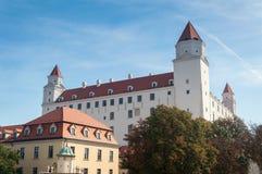 Bratislava Castle Bratislavsky hrad Royalty Free Stock Images