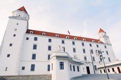 Bratislava castle. Capital city. Stock Photo